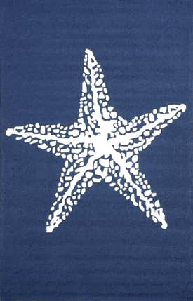 Rugs USA AIR14 Starfish Indoor/Outdoor