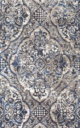 Rugs USA Hand Tufted Floral Damask AM03