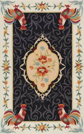 Rugs USA French Rooster Kitchen AV01