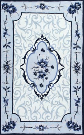 Rugs USA French Country Floral Border AV02