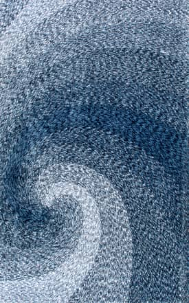 Rugs USA BO02 Hand Tufted Swirling Stipple