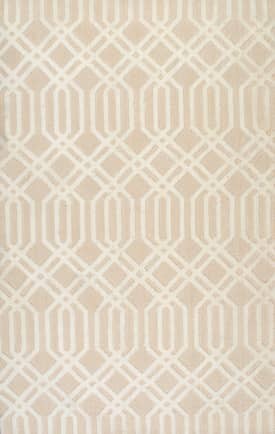 Rugs USA High-Low Window Trellis CH01