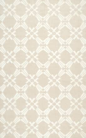 Rugs USA High-Low Fan Trellis CH03