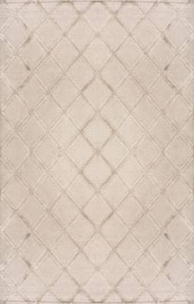 Rugs USA High-low Diamond Trellis CH04