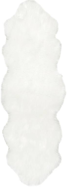 Rugs USA FL02 Soft Solid Faux Sheepskin