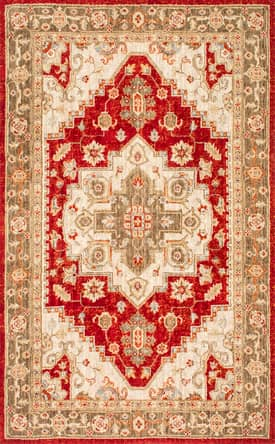 Rugs USA FT03 Oriental Fortune Herati Medallion