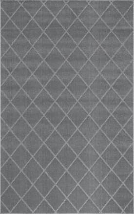 Rugs USA HC01 Subtle Diamond Trellis