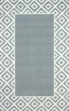 Rugs USA HK104 Diamond Border
