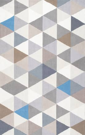 Rugs USA HK110 Dimensional Triangles