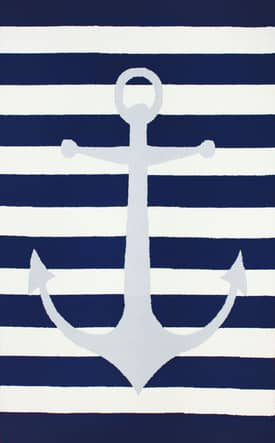 Rugs USA Anchor Striped