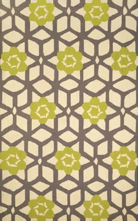 Rugs USA HK137 Flower Lattice