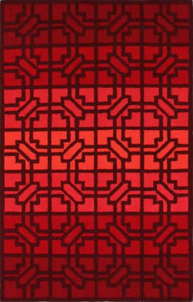 Rugs USA Window Pane Trellis