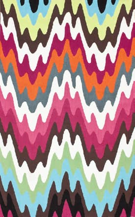Rugs USA Drip Chevron