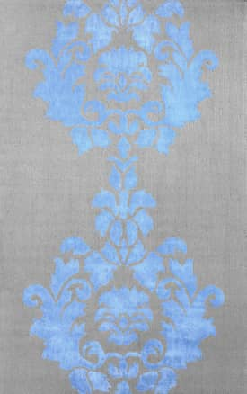 Rugs USA Cotton and Wool Damask VST25