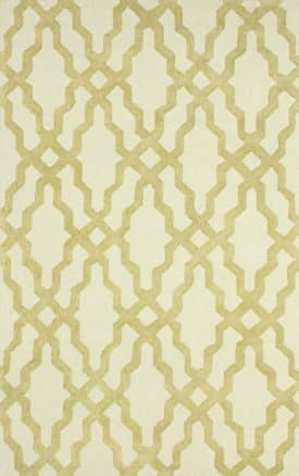 Rugs USA Cotton and Wool Trellis VST28
