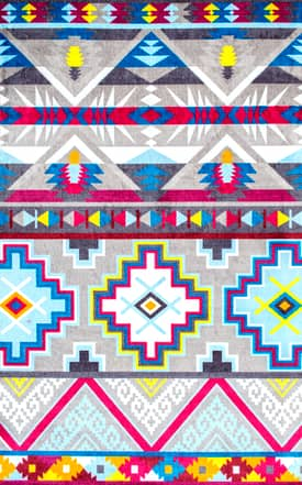 Rugs USA WS01 Retro Tribal Bands