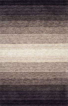 Rugs USA Striped Shaggy ZOM1