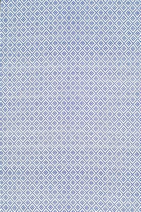 Rugs USA Diamonds Cotton Trellis Flatwoven