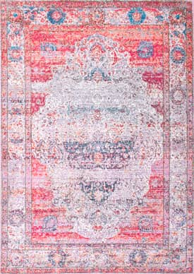 Rugs USA Antique Brick Medallion AS19