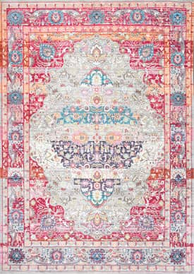 Rugs USA Vivid Medallion AS19B