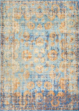 Rugs USA Faded Damask Border AS20