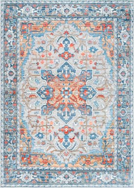 Rugs USA AS24 Magus Spaded Star Medallion