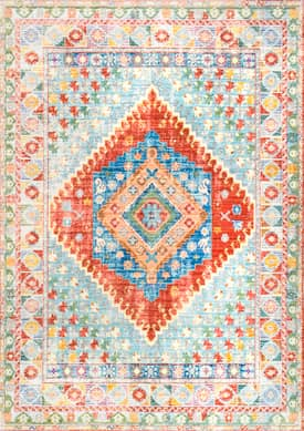 Rugs USA AS28 Floral Castle