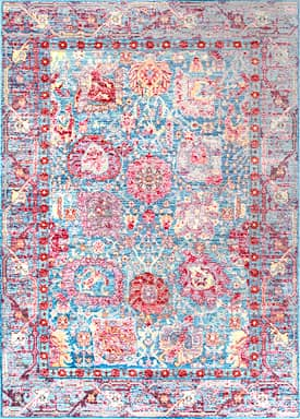 Rugs USA AS30 Chrysanthemum Herati Medallion