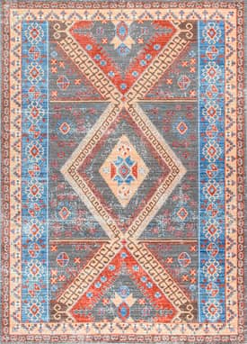 Rugs USA AS31 Diamond Key Medallion