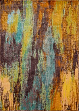 Rugs USA CB02 Multi Painting