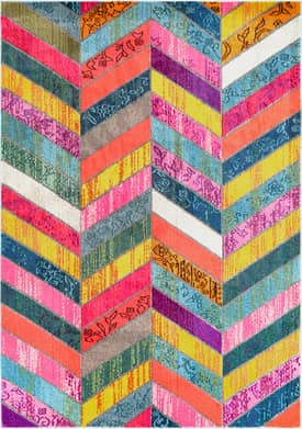 Rugs USA CB04 Multi Chevron