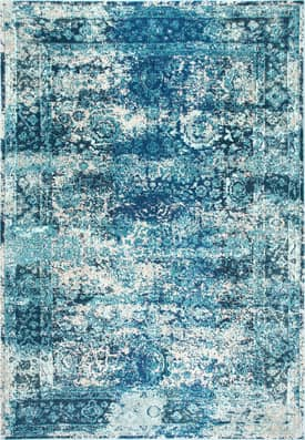 Rugs USA CB08 Color Washed Floral