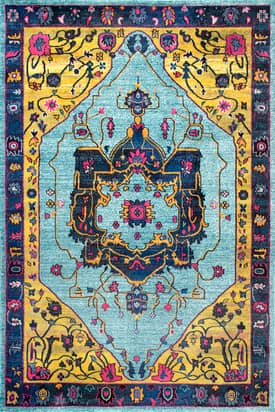 Rugs USA Medallion Flourish AS18