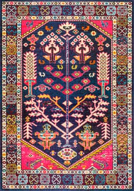 Rugs USA CB22 Tribal Tree Of Paradise Medallion