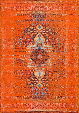 Rugs USA CB23 Hazy Damask Medallion Mirage