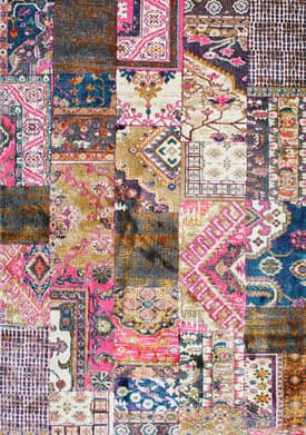 Rugs USA UM04 Moroccan Quilt