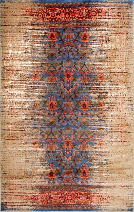Rugs USA Distressed Botanical Lattice GZ14