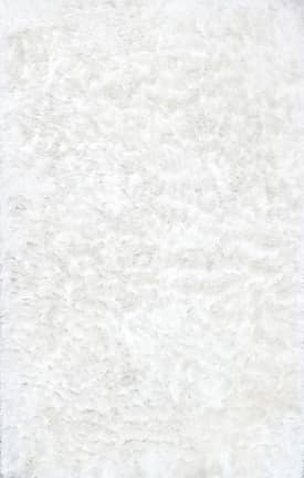 Rugs USA Silky Shine Solid Shag SH01