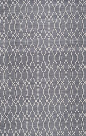 Rugs USA WP01 Wool Overlapping Trellis