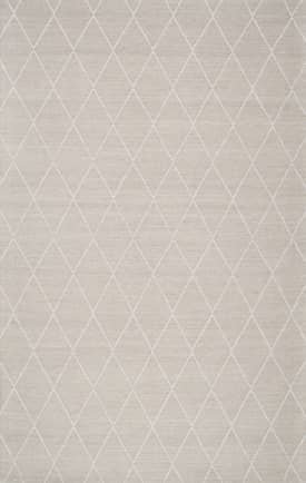 Rugs USA WP02 Wool Diamond Trellis