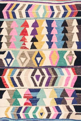 Rugs USA Geometric Tribal Hand Made Woolen AH02