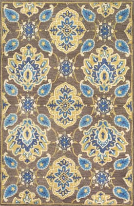 Rugs USA SM34 Floral Paisley