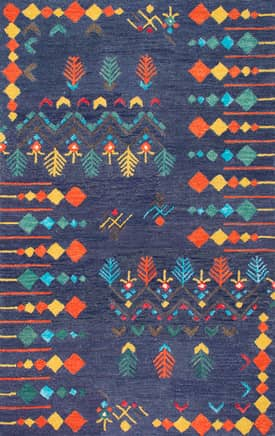 Rugs USA SM41 Hand Tufted Tribal Landscape