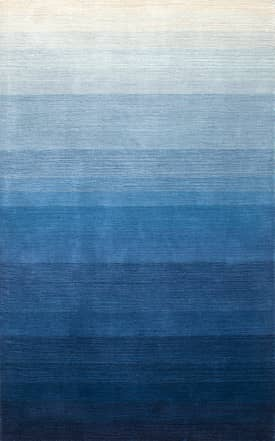 Rugs USA HZ01 Hand Tufted Wool Majestic Sunsetting Skyline