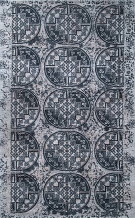 Rugs USA CC02 Hand Tufted Wool Celtic Key Token