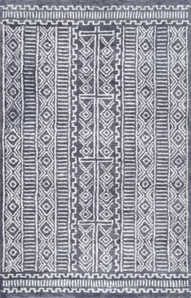 Rugs USA DB02 Hand Tufted Wool Fretted Diamonds