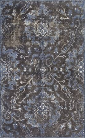 Rugs USA GL02 Hand Tufted Wool Overdyed Damask