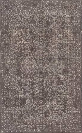 Rugs USA GL03 Hand Tufted Wool Floral Ogee Damask