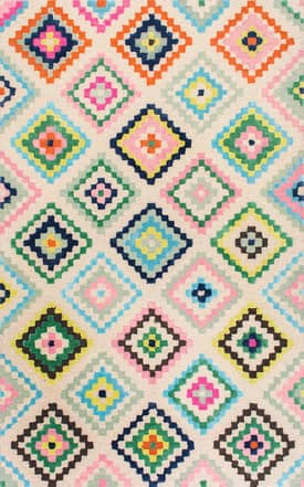 Rugs USA Handmade Tribal Diamonds