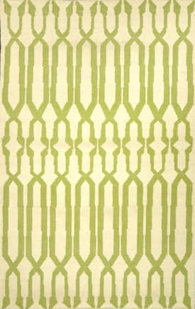 Rugs USA VS103 Trellis Flatwoven